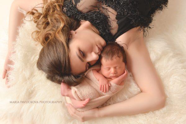 Fotografiranje obitelji beba trudnica