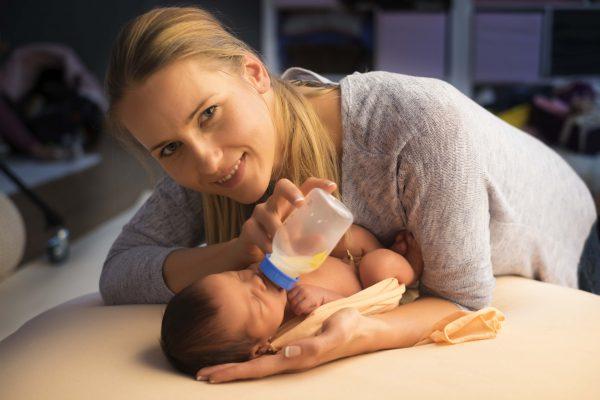 Fotografiranje novorođenčadi beba i trudnica
