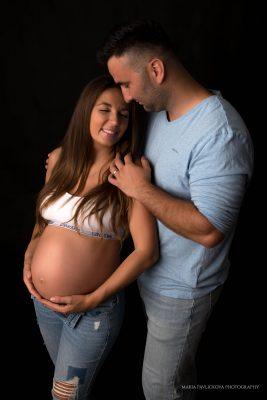 slikanje trudnica