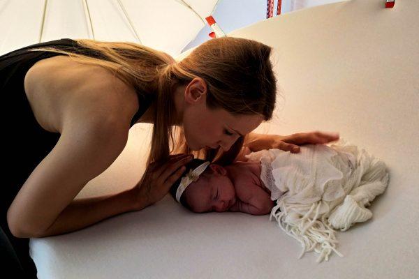 Maria Pavlickova newborn photographer Zagreb