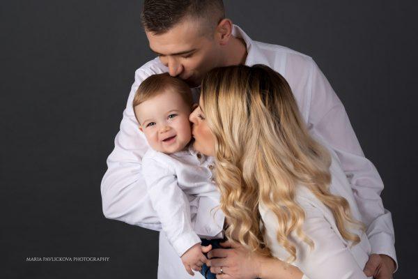 fotografiranje obitelji